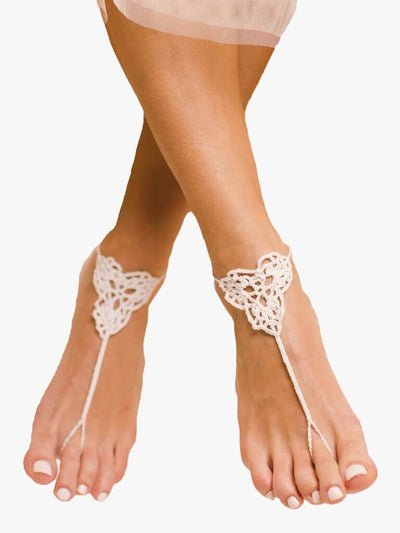 Bare Sandals Foot jewellery Dafne Barefoot Sandals Foot Jewellery