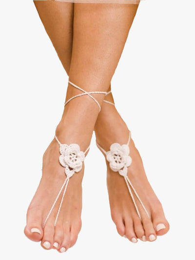 Bare Sandals Foot jewellery Lilia Barefoot Sandals Foot Jewellery