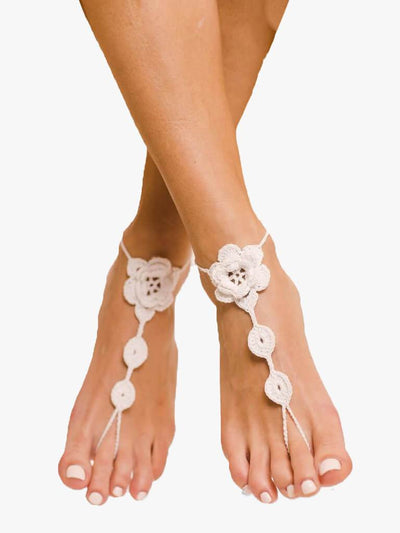 Bare Sandals Foot jewellery Susana Barefoot Sandals Foot Jewellery