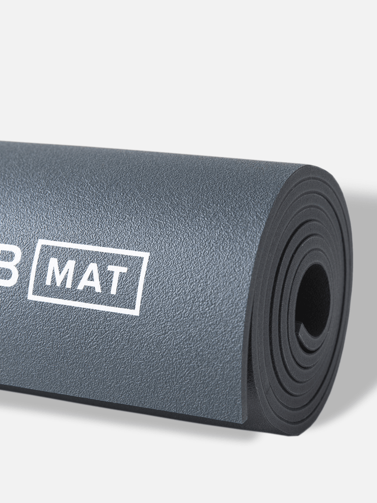 B Mat Strong Long – 6mm Yoga Mat Large Yoga Mat Perfect Men's Yoga Mat - BYoga - £95.00