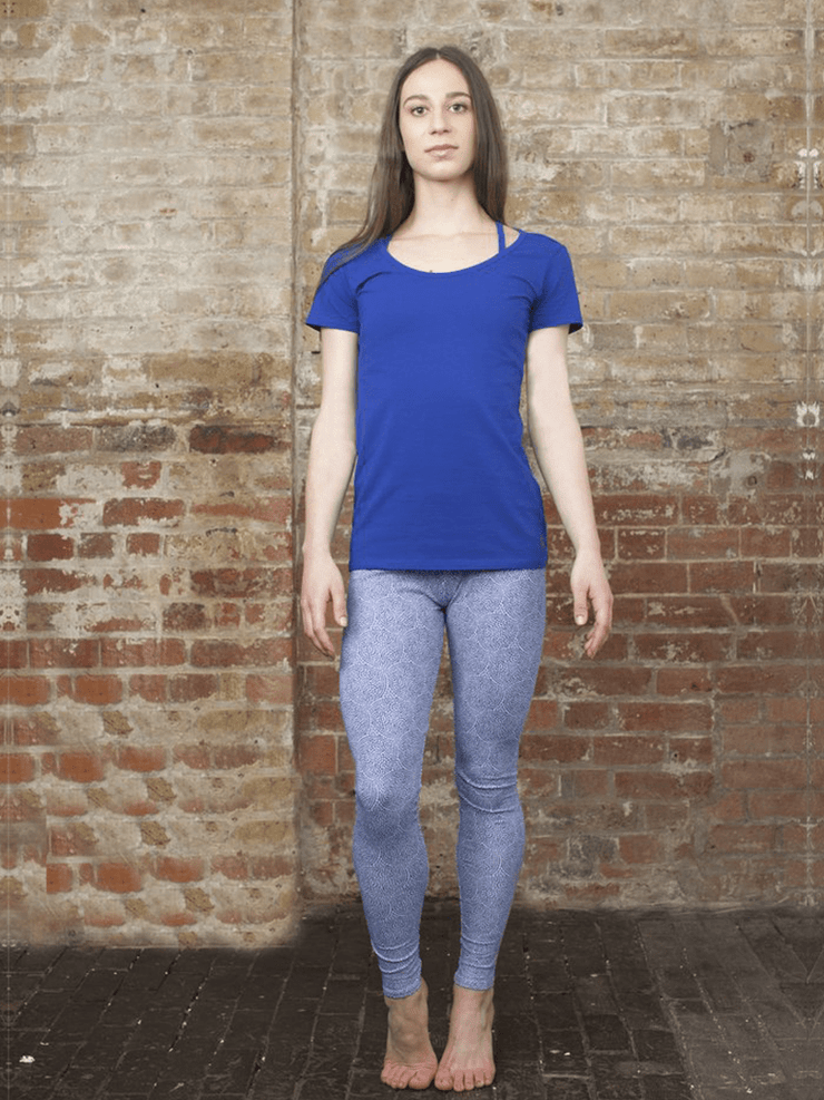 Blue Mood Yoga & Loungewear Gift Set - chaYkra - £40.00