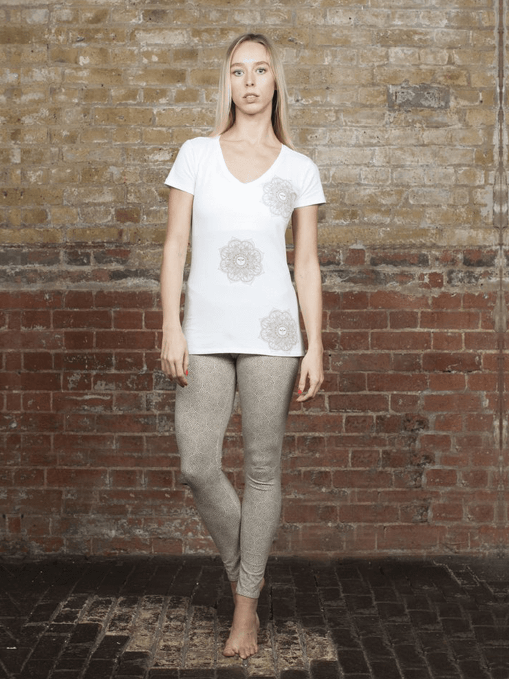 chaYkra Pants & Leggings Golden Goddess Yoga & Loungewear Gift Set