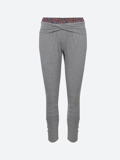 chaYkra Pants & Leggings Hidden Heat Cropped Leggings