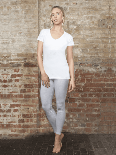 chaYkra Pants & Leggings Silver Lining Yoga & Loungewear Gift Set