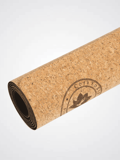 Cork Yogis Yoga Mats The Classic Yogi - Cork Yoga Mat