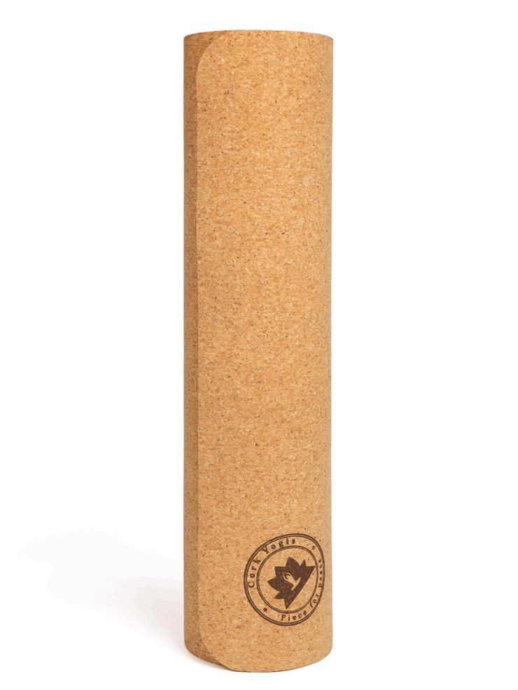 Cork Yogis Yoga Mats The Premium Yogi - Premium Cork Yoga Mat