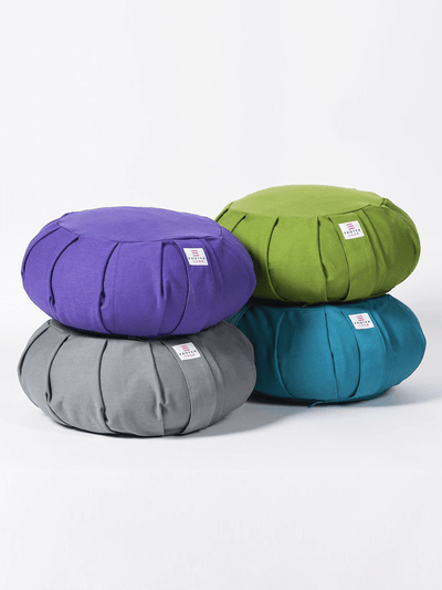Ekotex Yoga Meditation Cushions Organic Cotton Round Meditation Cushion