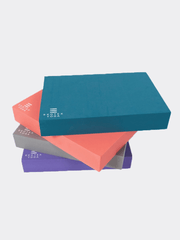 Ekotex Yoga Yoga Blocks & Bricks Recycled Foam Yoga Block