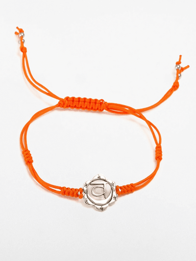 Eternal Bliss Spiritual bracelets Orange Sacral Chakra Bracelet - Orange