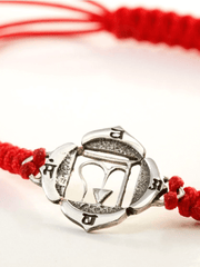 Eternal Bliss Spiritual bracelets Red Root Chakra Bracelet - Red