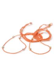 Eternal Bliss Spiritual necklaces Chakra Necklace Pendant Cord - Sienna