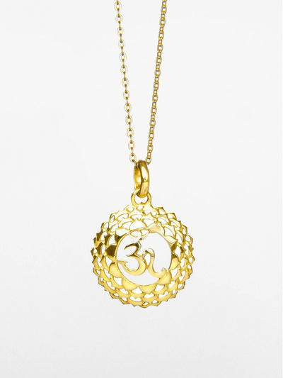 Eternal Bliss Spiritual necklaces Crown Chakra Pendant