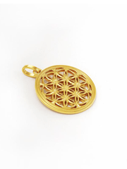 Eternal Bliss Spiritual necklaces Flower of Life Pendant