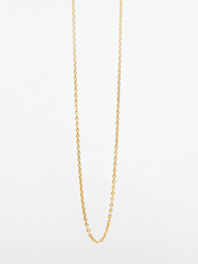 Eternal Bliss Spiritual necklaces Glossy Anchor Chain