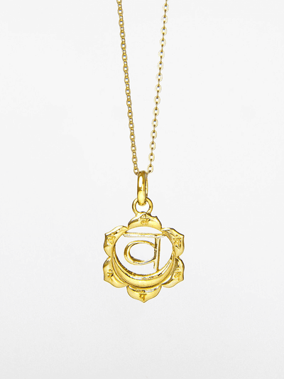 Eternal Bliss Spiritual necklaces Sacral Chakra Pendant