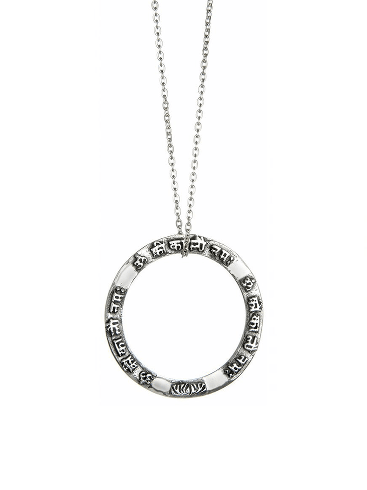 Kali Mantra Pendant - Eternal Bliss - £80.00