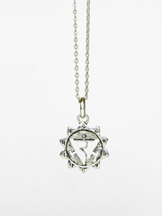Eternal Bliss Spiritual necklaces Solar Plexus Chakra Pendant