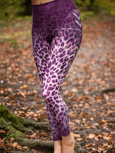 Eco Recycled Leggings - Etosha Print - Free Spirit - £69.00