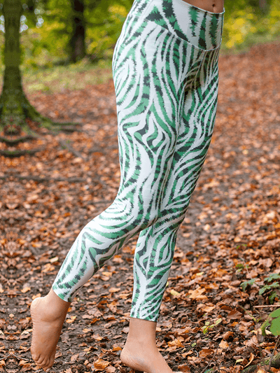 Eco Recycled Leggings - Lusaka Print - Free Spirit - £69.00
