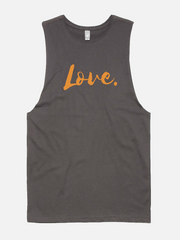 Love Tank - Organic Cotton Bamboo - Free Spirit - £32.00