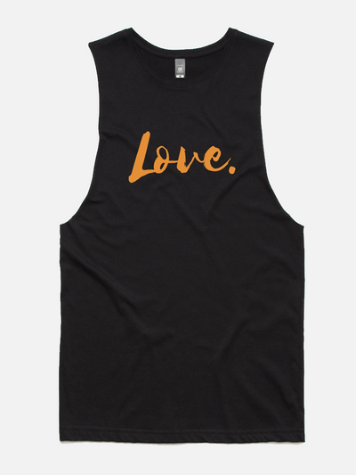 Free Spirit Tanks Love Tank - Organic Cotton Bamboo