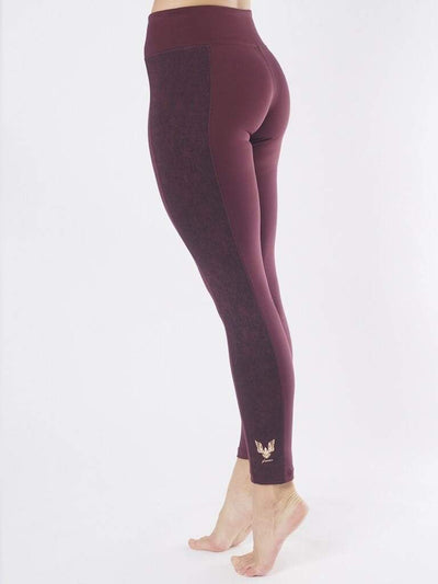 KISMET Pants & Leggings Yoga Shape Leggings Lakshmi - Mystic Red