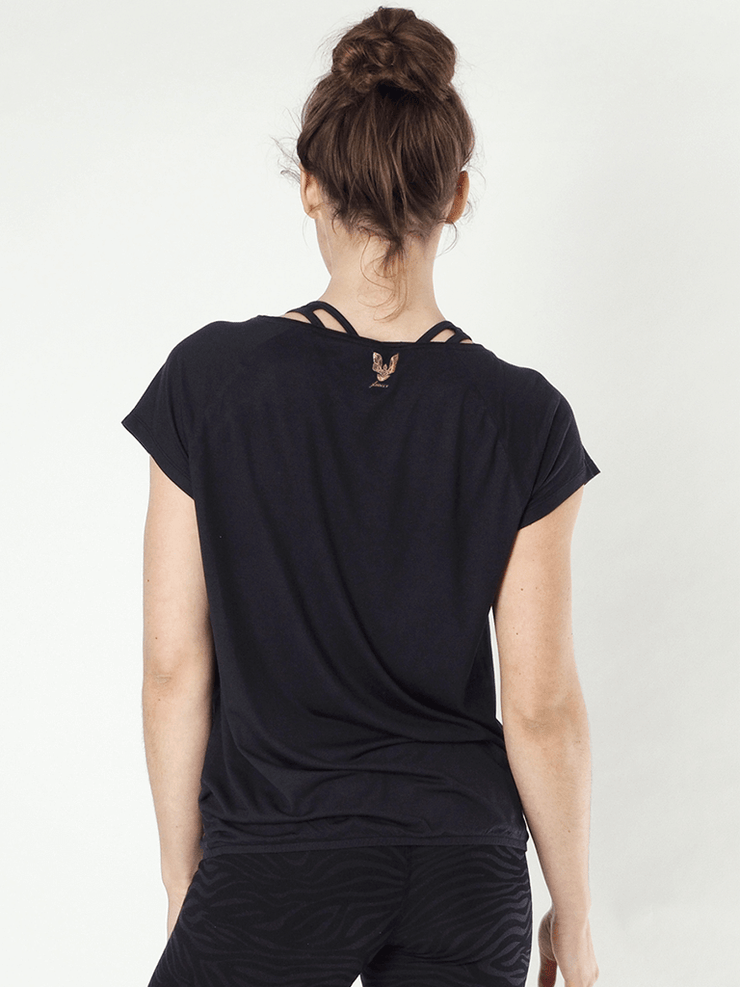 KISMET T-Shirts Jiva Yoga Top