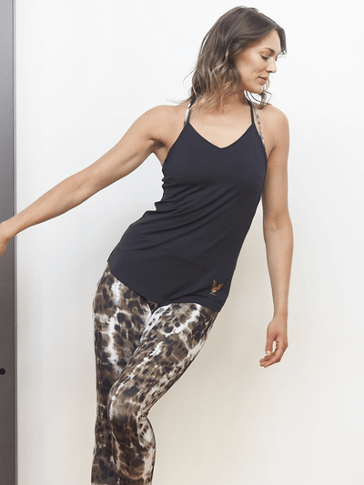 KISMET Tanks Indrani Yoga Tank Top