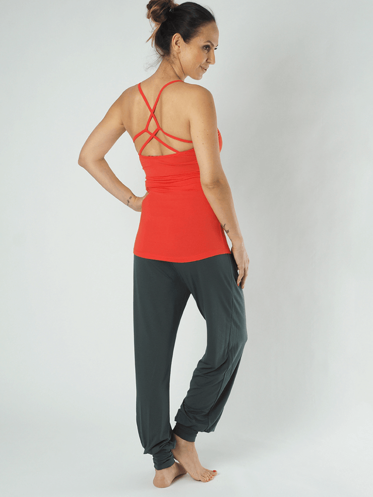 KISMET Tanks Kali Yoga Tank - Bright Red