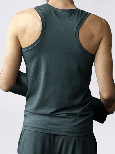 KISMET Tanks Say Racer Back Yoga Tank