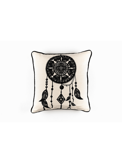 Kleem Decorative Cushions The Dream Catcher Cushion Cover : Buy 2 Get Third Free