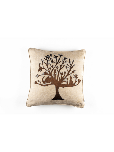 The Tree of Life Cushion Cover - Kleem - £15.00