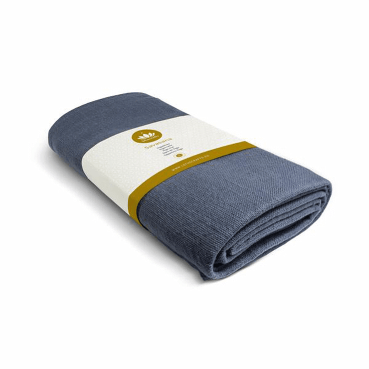 Lotuscrafts Blankets Blue Savasana Yoga blanket