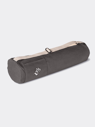 Lotuscrafts Yoga Mat Bags Grey Yoga Mat Bag MYSORE - Anthracite
