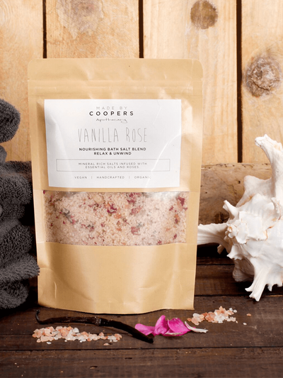 Made by Coopers Bath Salts Relaxing Aromatherapy Bath Salts