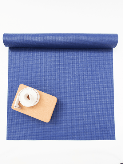 The Classic Eco Mat Yoga Bundle - YogaClicks - £45.00
