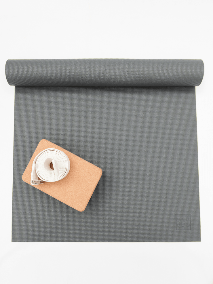 The Classic Eco Mat Yoga Bundle - Made By Yogis - £49.45