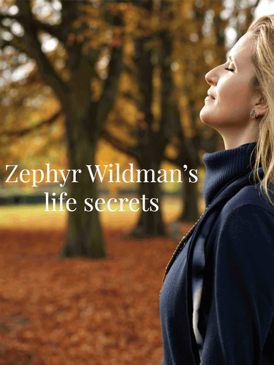 Made By Yogis Streamed Classes Zephyr Wildman's Life Secrets