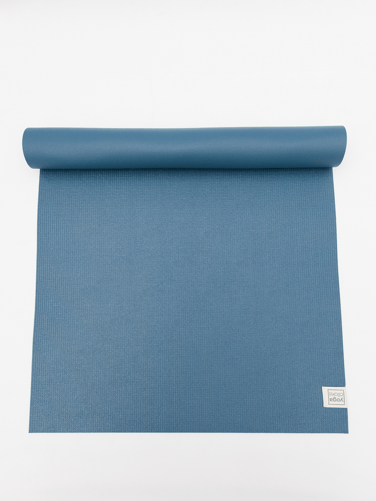 The Affordable Recycled Yoga Mat - YogaClicks - £19.95