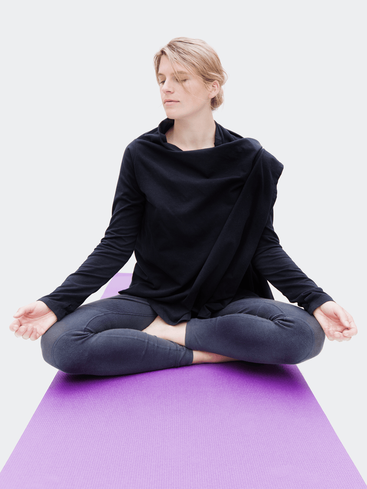 The Classic Eco Yoga Mat - Made By Yogis - £27.95