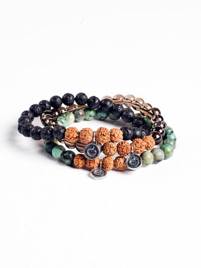 Mala Collective Mala bracelets Medium / Multi Unlock Endless Possibility Bracelet Stack - Size Medium