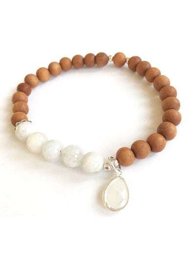 Malatopia Mala bracelets New Beginnings Mala Bracelet