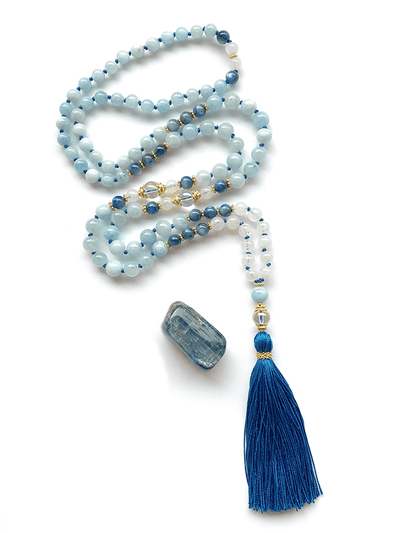 Malatopia Mala necklaces Goddess Anahita Mala Necklace