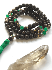 Malatopia Mala necklaces Green Bala Mala Necklace