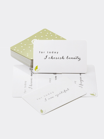Seeds of Intention Cards - May You Know Joy - £14.95