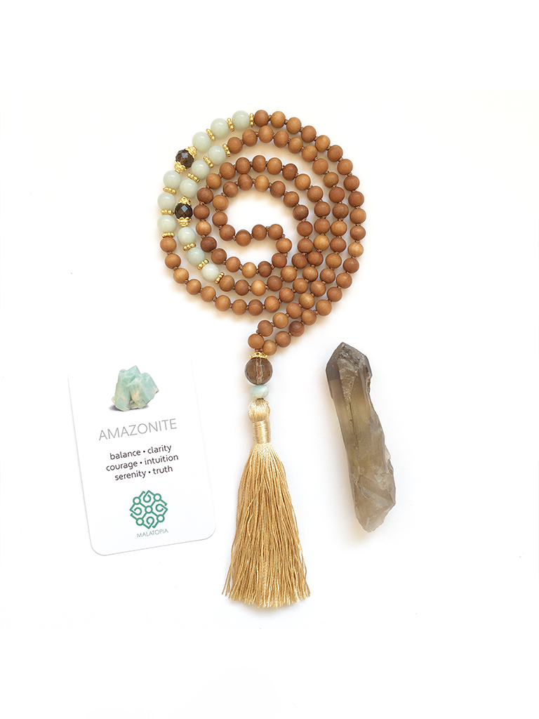 Manifest Mala Necklace