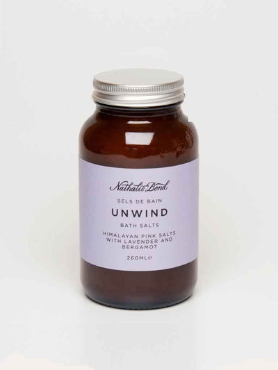 Bath Salts - Unwind - Nathalie Bond - £14.50