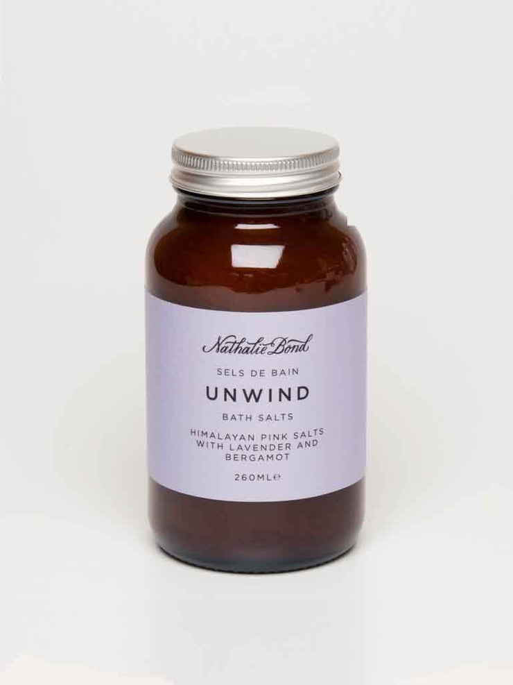 Nathalie Bond Bath Salts 260ml Bath Salts - Unwind
