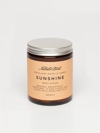 Nathalie Bond Body Scrubs 180ml Body Scrub - Sunshine