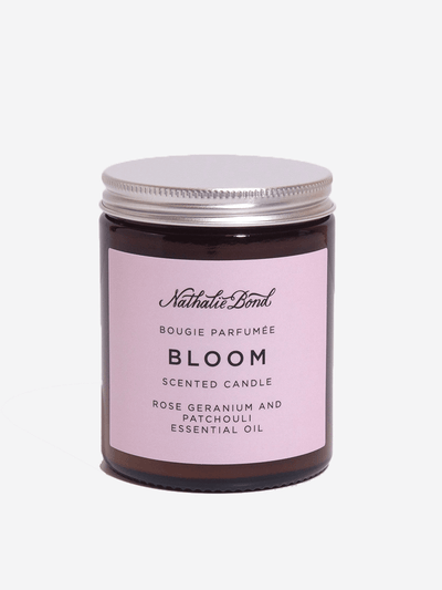 Nathalie Bond Candles 180ml Soy Candle - Bloom